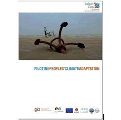 "AdaptCap – Piloting Peoples"" Climate Adaptation"