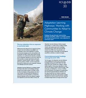 Adaptation Learning Highways
