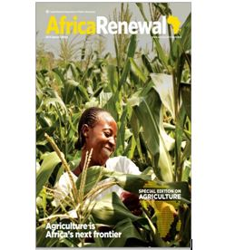 Africa Renewal Special Edition on Agriculture, 2014