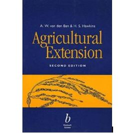 Agricultural Extension-Second Edition
