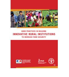 Good Practices in building innovative rural institutions,IFAD and FAO, 2012