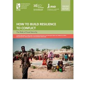 How to Build Resilience to Conflict The Role of Food Security