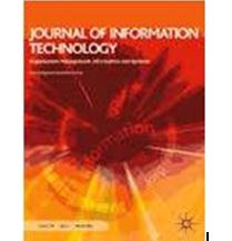 Innovation and Scaling of ICTs for the Bottom of the Pyramid Journal of Information Technology (2013) 28, 296–315