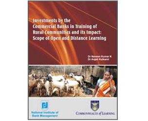 Investments by the Commercial Banks in Training of Rural Communities and its Impact Scope of Open and Distance Learning