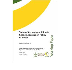 State of Agricultural Climate Change Adaptation Policy in Nepal