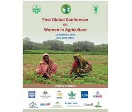 The proceedings of the first Global Conference on Women in Agriculture is available at