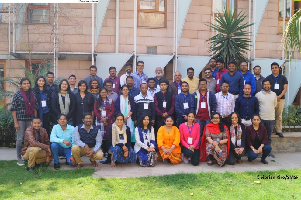 National Residential Workshop Advances in Social and