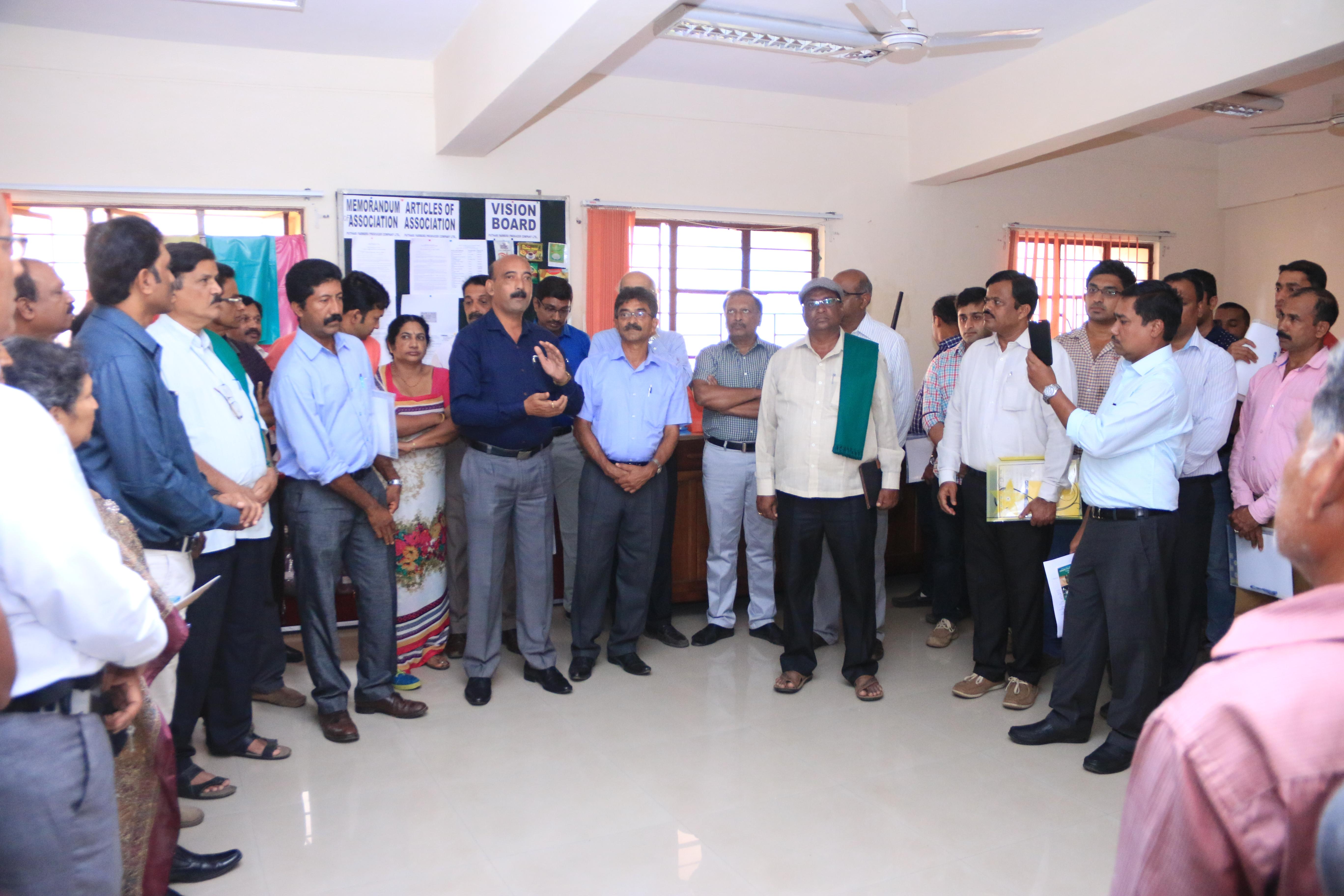 Puthari Retail Shop opening