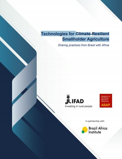 technologies for climate- resilent smallholder