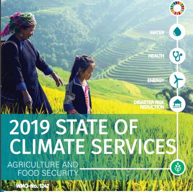 2019 state of climate