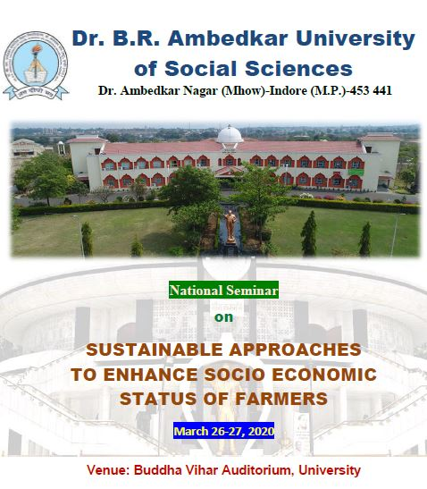 sustainable approaches to enhance socio economic status of farmers