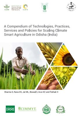 A compendium of Technologies, Practices, Services and Policies for Scaling Climate Smart Agriculture in Odisha
