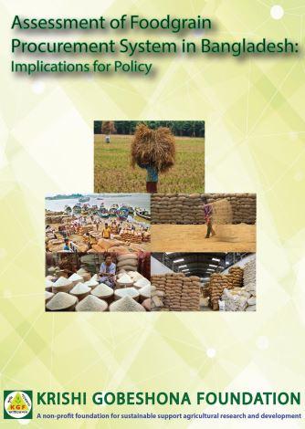 Assessment of Foodgrain procurement system in banaladesh