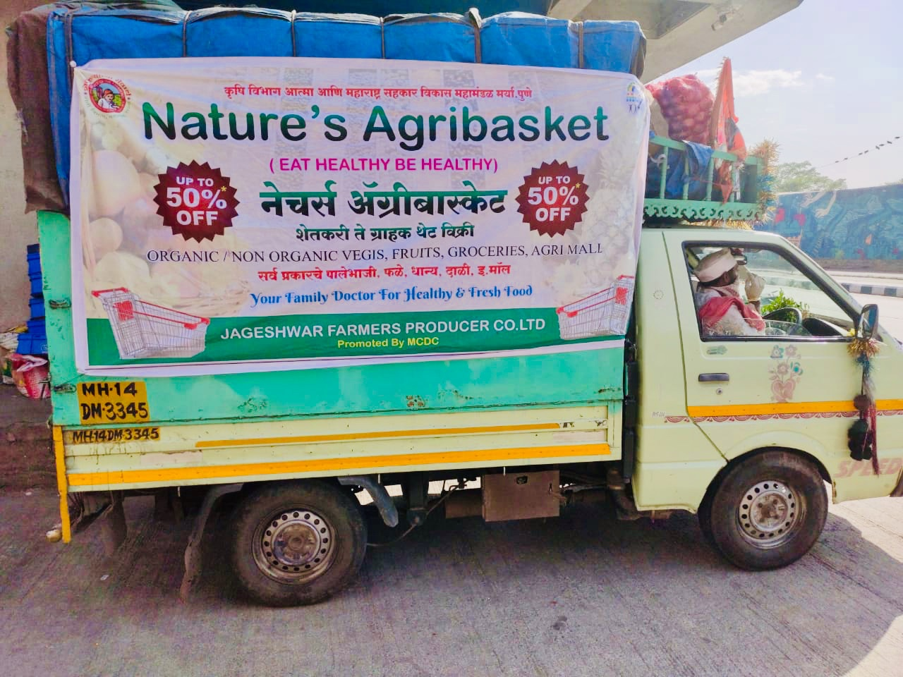 3_Jogeshwar FPC Marketing through Natures AgriBasket app