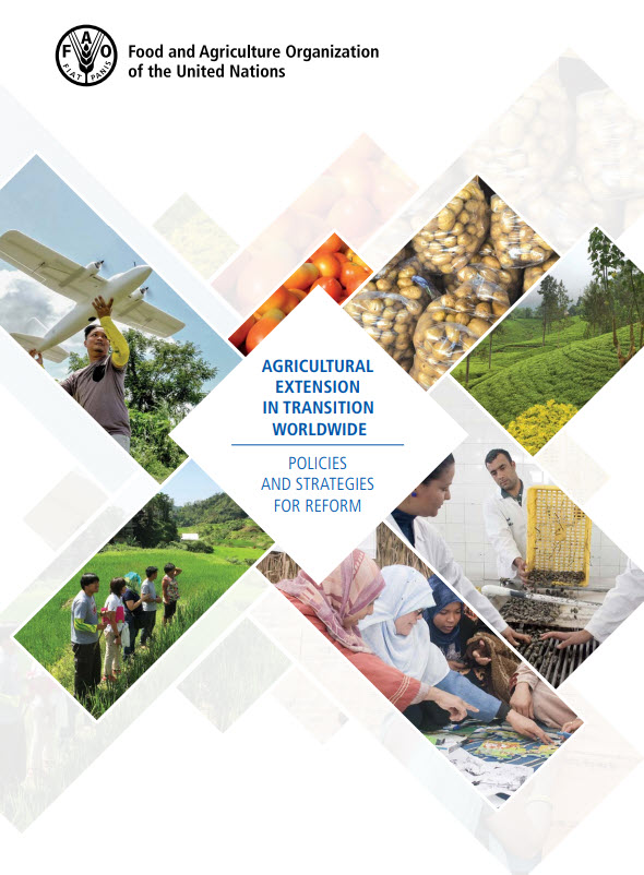 FAO- Agricultural Extension in Transition Worldwide