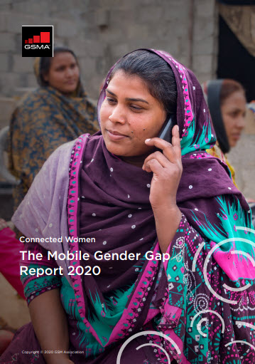 the mobile gender gap report 2020