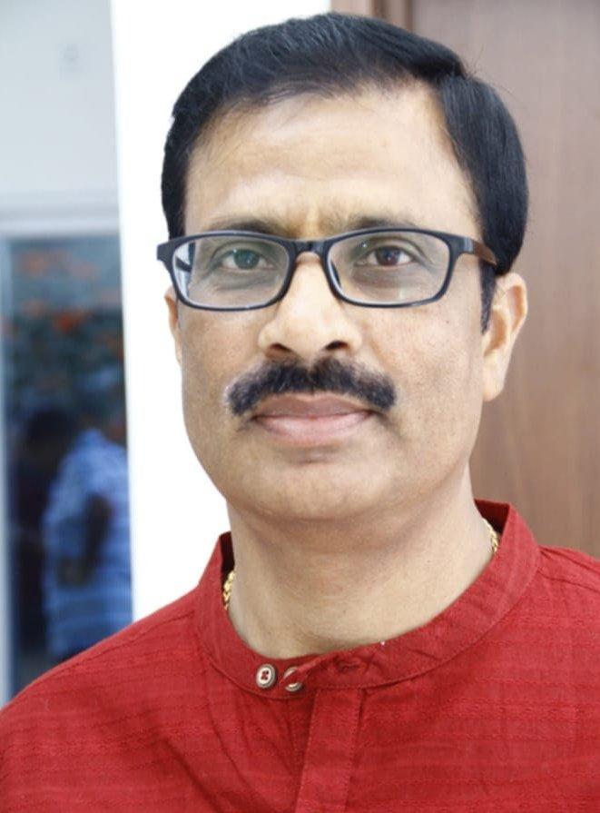 3. Mr Mohan Kumar D R