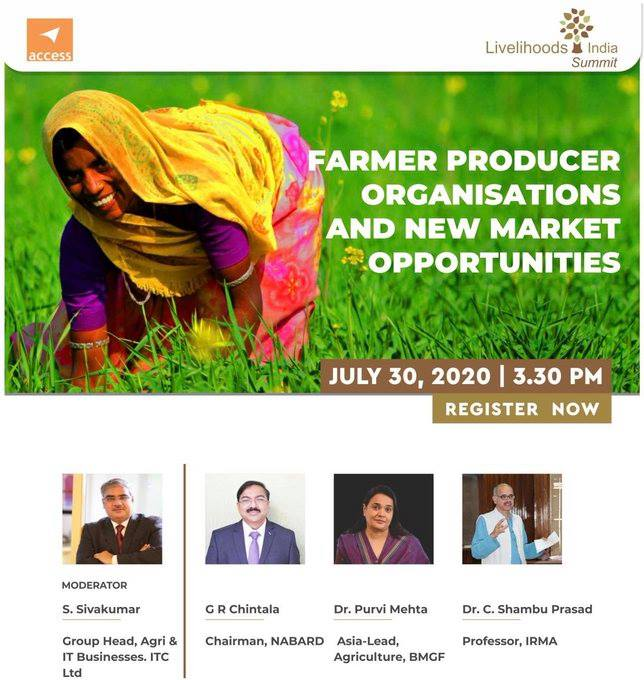 Farmer Producer Ogranisations and New Market Opportunities