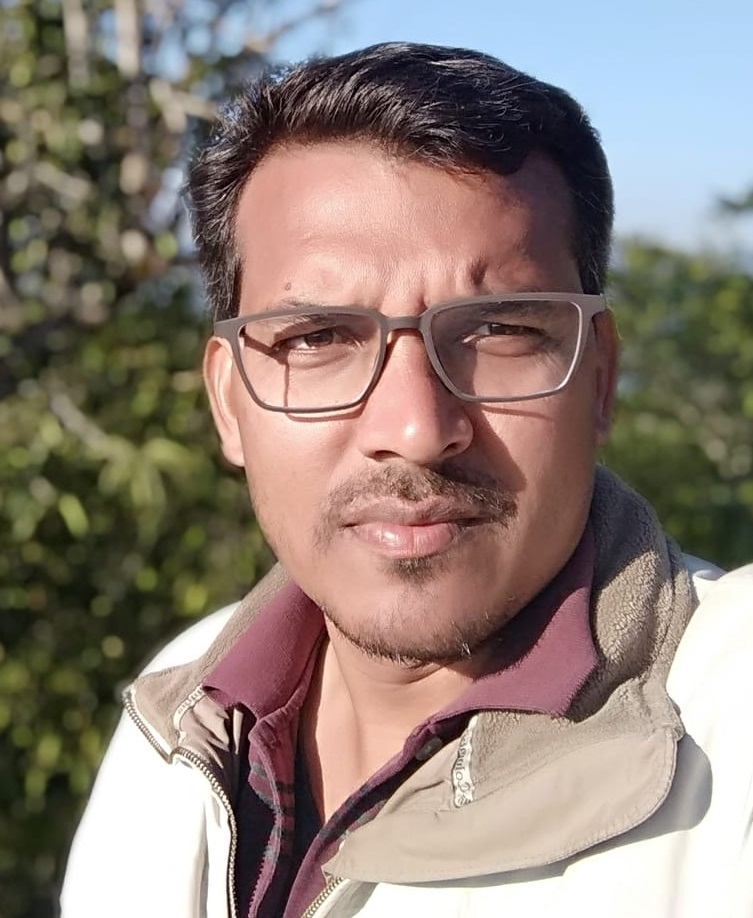 Author – Pratyush Ranjan Singh
