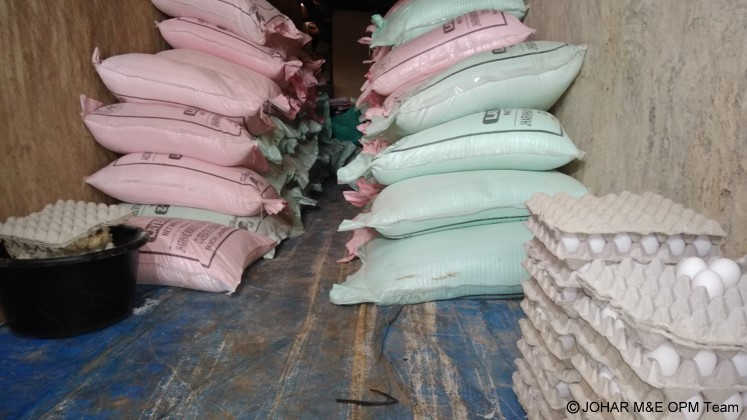 Layer co-operative supply of feed to be provided to the layer farmers and the egg produce collected from the layer farmers – Copy