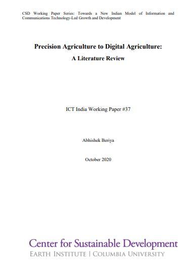ICT Working paper 37