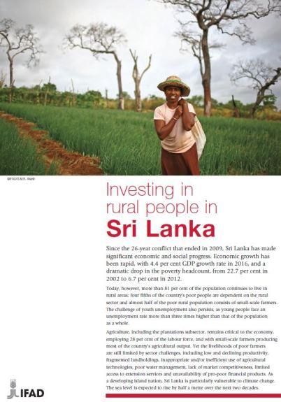 Investing in rural people in Sri Lanka_cover