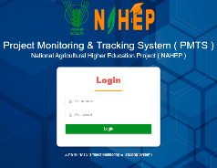 Project Monitoring and Tracking System (PMTS)