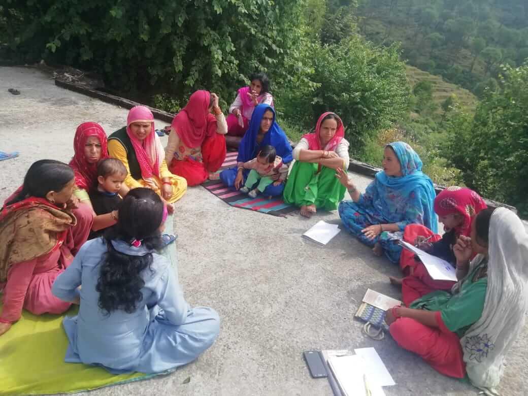 Women SHG Meetings