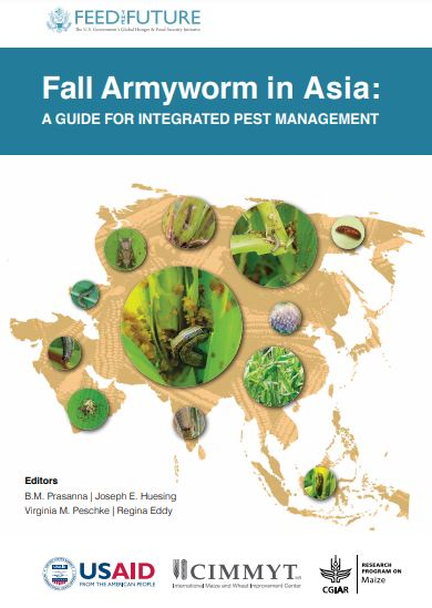 Capture-fall armyworth in asia