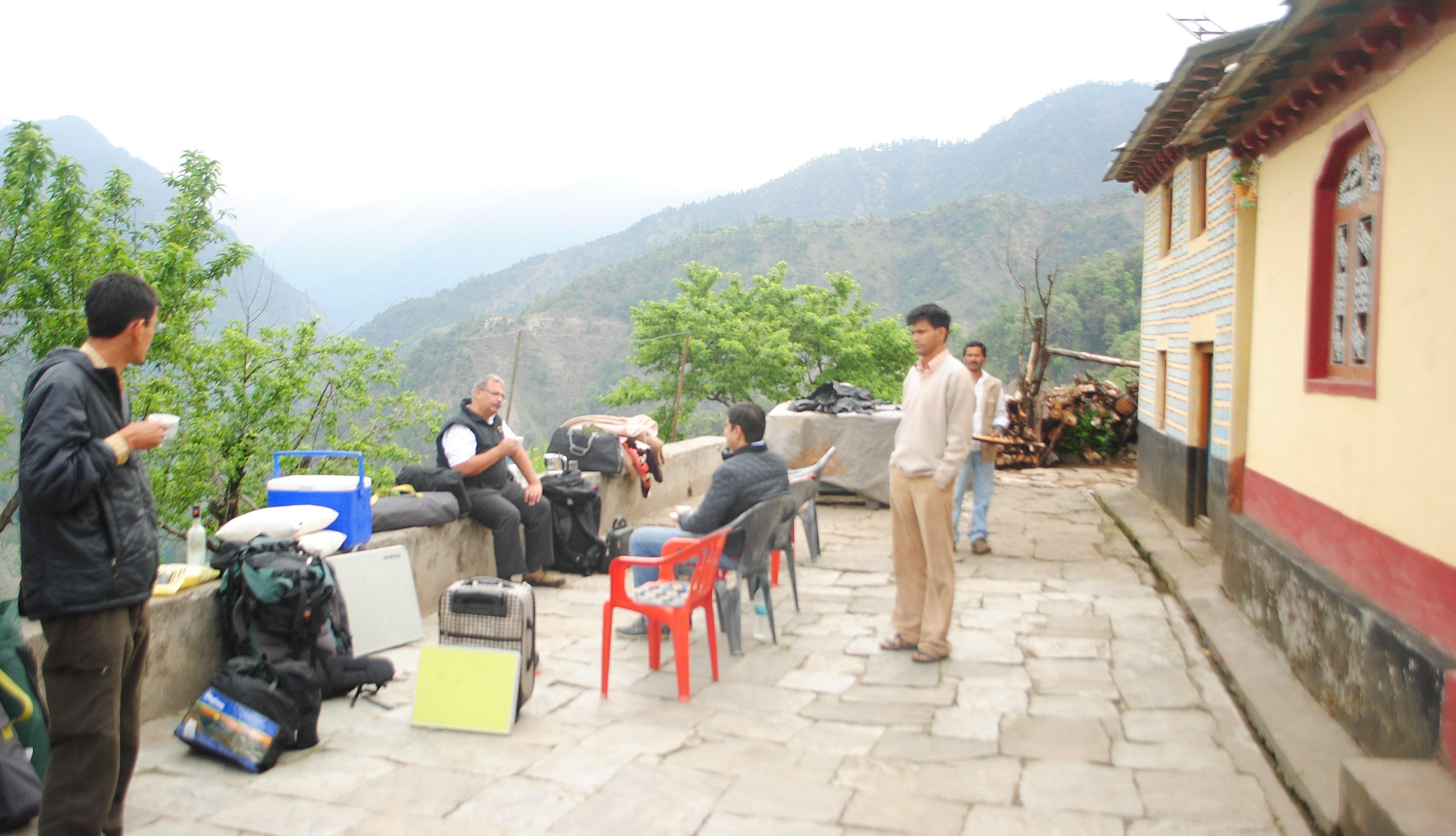 Rural Homestay in Baghswar Distt Uttarakhand (1)